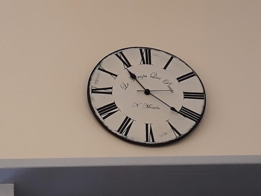 Horloge Boton d'Or.3